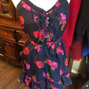Hollisterco Floral Dress